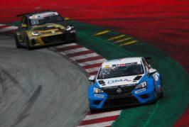 ADAC TCR Germany – Lokalmatador Proczyk siegt im Opel auf dem Red Bull Ring