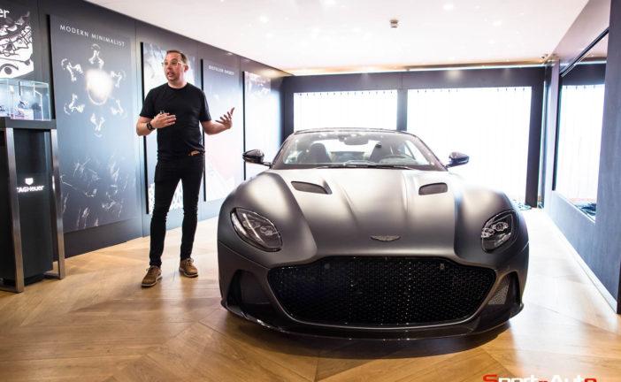 Présentation – Aston Martin DBS Superleggera