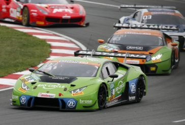 ADAC GT Masters at the Red Bull Ring: High speed in the Alps