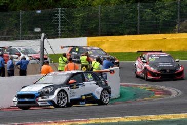 TCR Europe Series – Kris Richards deuxième après une pénalité