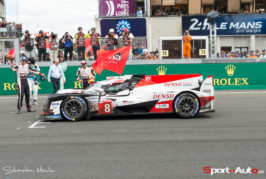 Toyota Gazoo Racing wins Le Mans