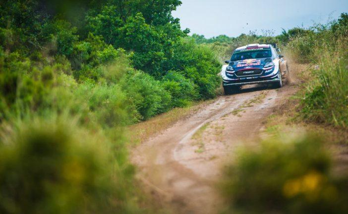 WRC – Ogier holds Sardinia lead ahead of Epic final-day battle