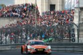 DTM in the city: Putting the Audi RS 5 DTM through its paces