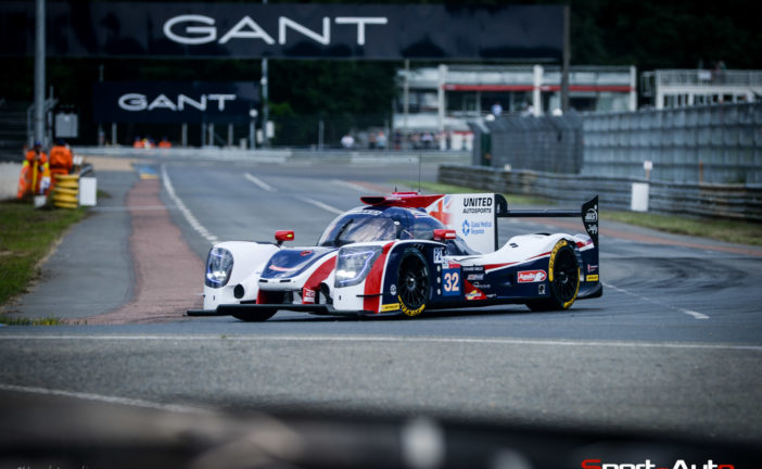 """24h du Mans : Hugo de Sadeleer : """"J'ai moins de pression que l'année dernière"""""""