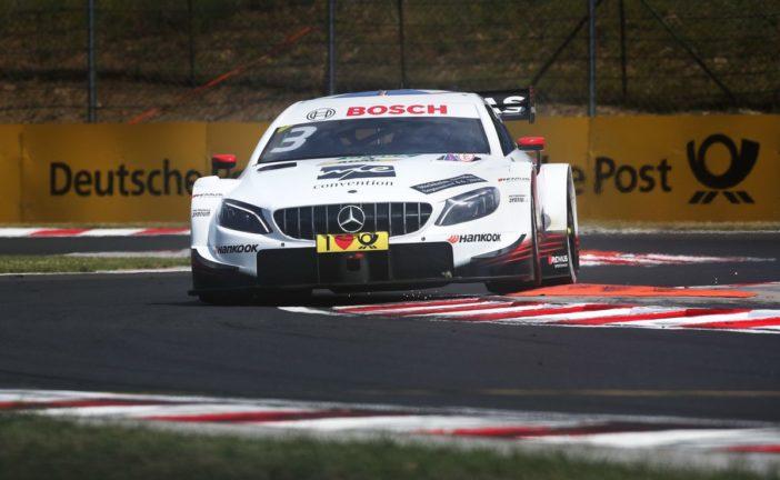 Paul Di Resta und Lucas Auer erzielen Doppelsieg im ersten Rennen