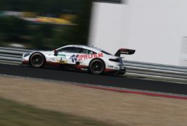 Chapter 4 of 10: No room for mistakes at the Norisring