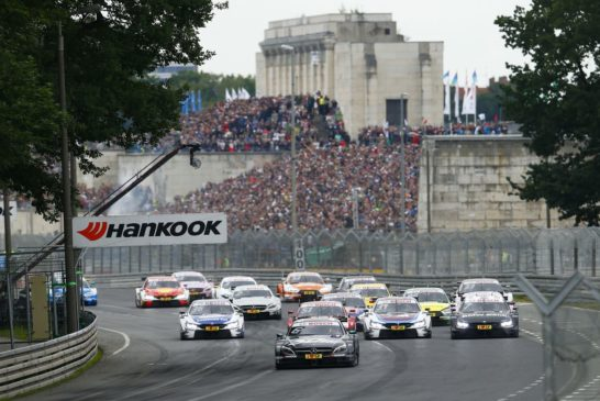 DTM at the Norisring: pure racing in Nuremberg's city centre