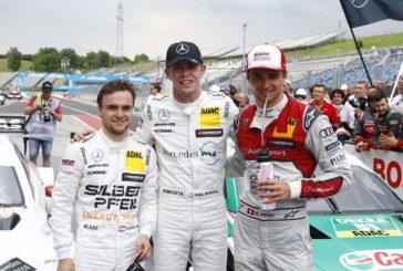 Mercedes dominiert am Hungaroring: Di Resta siegt vor Auer, Nico Müller 3.