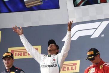 F1 – GP de France: Lewis Hamilton maîtrise son sujet. Sauber ramène un point du Castellet.