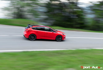 Essai – Ford Focus RS+