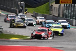 ADAC TCR Germany – Erster Saisonsieg für Audi-Pilot Langeveld auf dem Red Bull Ring