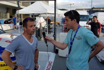 [Rallye du Chablais] Sébastien Loeb à l'interview