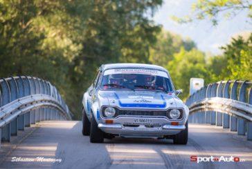 Rallye du Chablais VHC : domination sans partage de Florian Gonon – Michel Horgnies