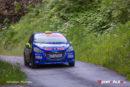 [Rallye du Chablais] Thomas Schmid en Junior, Olivier Courtois en Clio R3T Alps Trophy