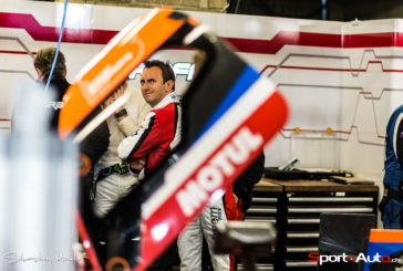 """24h du Mans : Jonathan Hirschi """"On va essayer d'être dans le bon rythme et de ne pas être largués dès le départ"""""""