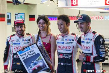 24h du Mans – Sébastien Buemi en pole position, les Rebellion en embuscade