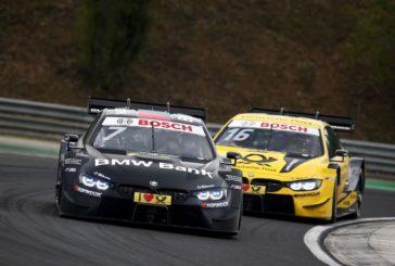 BMW Fahrer bleiben im DTM-Samstagsrennen auf dem Hungaroring ohne Punkte