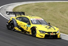 Home race for BMW at the Norisring in Nuremberg