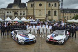 BMW M Motorsport bereit für die Rückkehr zum 24-Stunden-Rennen von Le Mans