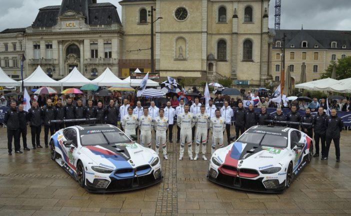 BMW M Motorsport ready for Le Mans 24 Hours return