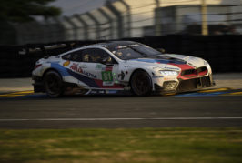 Strong pace but no reward: BMW M8 GTE finishes 12th in its Le Mans debut