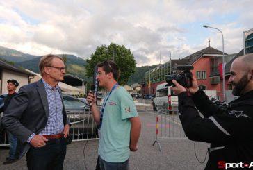 [Rallye du Chablais] Ari Vatanen au micro de Sport-Auto.ch !