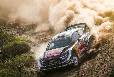 WRC – Heartache by a heartbat as Ogier misses Sardinia victory