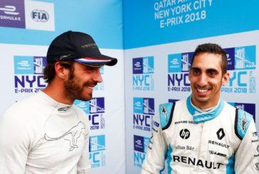 Formule E – Le titre à Jean-Eric Vergne et un nouveau podium pour Sébastien Buemi
