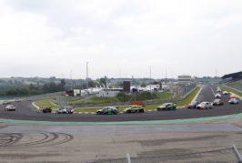 TCR Europe Series – Hyundai domine en Hongrie, Kris Richards et Stefano Comini rentrent dans les points