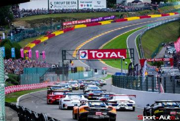 Blancpain GT Series – Forte délégation helvétique aux 24 heures de Spa