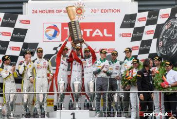 24h de Spa – BMW s'impose pour la 70ème, Jeffrey Schmidt sur le podium
