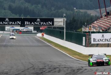 24h de Spa – Nico Müller: « Dans la voiture, il fait entre 15 et 20° de plus que à l'extérieur…