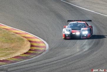 24h de Spa – Pole position pour Audi, Nico Müller 3ème