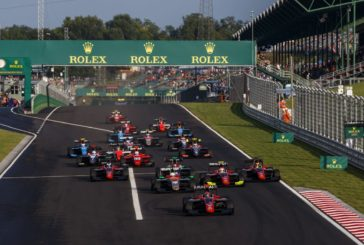 GP3 –  Mazepin dominates in Budapest Race 1