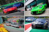 Blancpain GT Sports Club fired up for SRO Speedweek at legendary Spa-Francorchamps