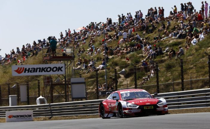 DTM – René Rast offre à Audi sa première victoire 2018, Nico Müller et Edoardo Mortara dans les points