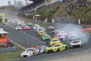 ADAC GT Masters – Raffaele Marciello sur le podium à Zandvoort