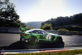 Victory and a class podium for Mercedes-AMG Motorsport in VLN 6-hour race