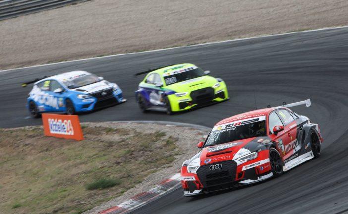 ADAC TCR Germany – Audi-Pilot Langeveld feiert Heimsieg in Zandvoort