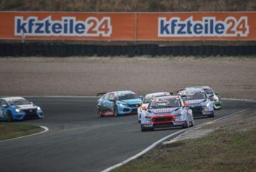 ADAC TCR Germany – Engstler und Hyundai mit Debütsieg in der ADAC TCR Germany