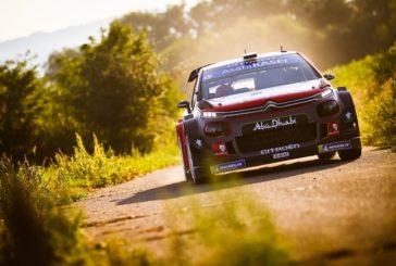 WRC – Craig Breen ends on a high note