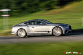 Essai – Bentley New Continental GT