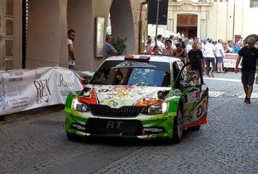 Victoire d'Olivier Burri en Italie