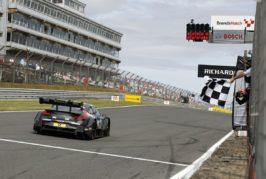 DTM – Daniel Juncadella s'impose au Royaume-Uni