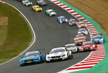 DTM – Mercedes-AMG scores a 1-2 at Brands Hatch