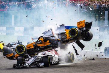 F1 – GP de Belgique: Sebastian Vettel sans adversaire à sa taille – Sauber ramène un point.