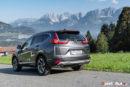 Honda monte en gamme avec son nouveau CR-V