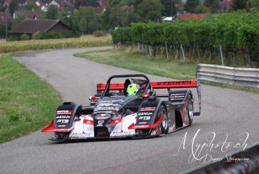 Course de côte Oberhallau – Marcel Steiner fait un grand pas vers le titre