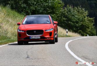 Essai – Jaguar I-Pace