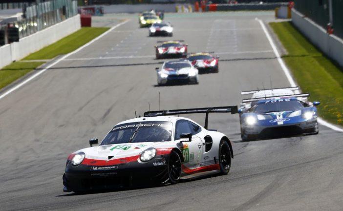 Le-Mans-Doppelsieger Porsche reist als Tabellenführer nach Silverstone